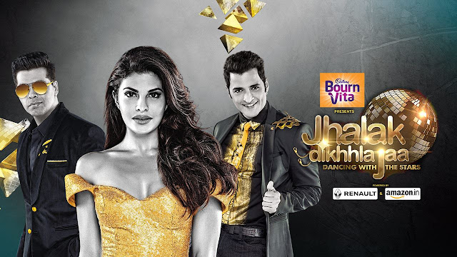 Jhalak Dikhhla Jaa Season 9 27th August 2016 HDTV 480p 200MB