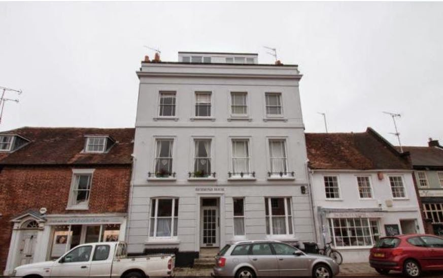 chichester buy to let flat front