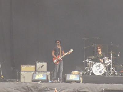 Gary Clark Jr. festival Rock en Seine 2014