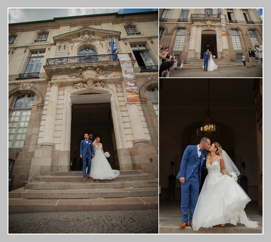 photographe mariage Fougères