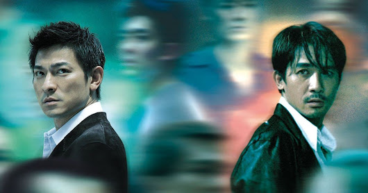 Revu : Infernal Affairs (Hong-Kong, 2002)