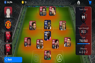 Download PES 2019 Mobile v3 1 1 De Gea Editions Mod Apk Obb