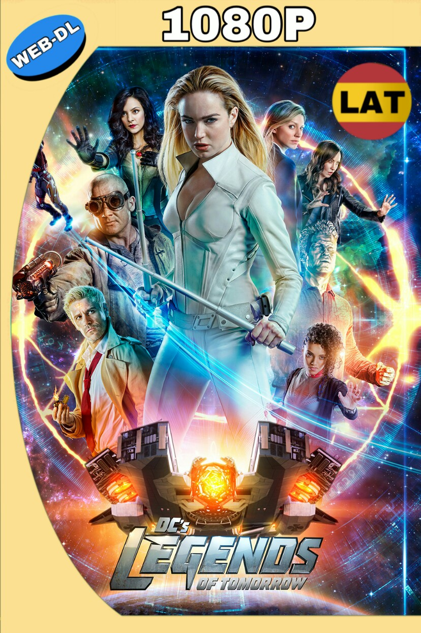 DC'S LEGENDS OF TOMORROW TEMPORADA 04 (04/16) WEB-DL 1080P DUAL LATINO MKV