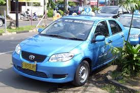 Telepon Taksi Samarinda bebas pulsa Blue Bird dll