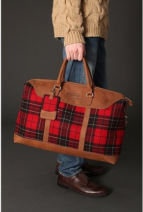 one of the items on my wish list was the pendleton plaid weekender 99b1227e4d113