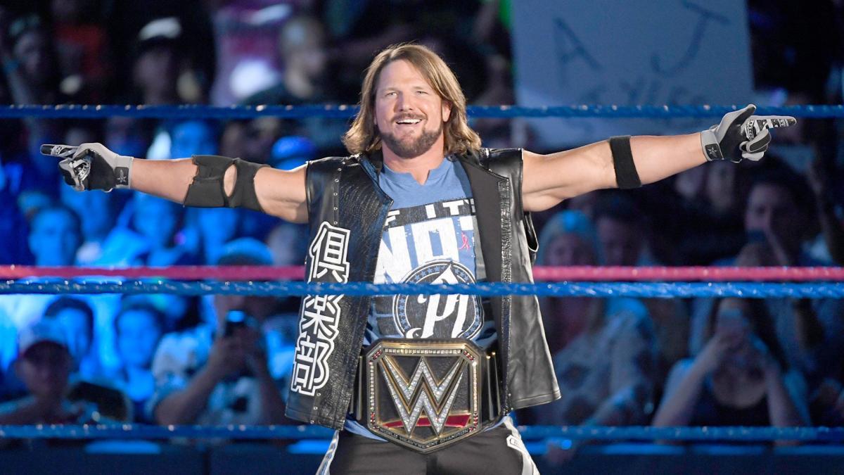 AJ Styles quase apareceu na estreia do Dynamite, diz Matt Jackson