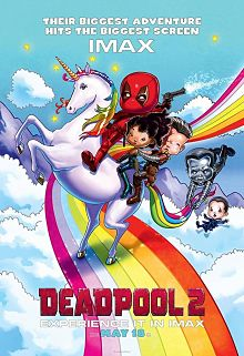 Sinopsis pemain genre Film Deadpool 2 (2018)