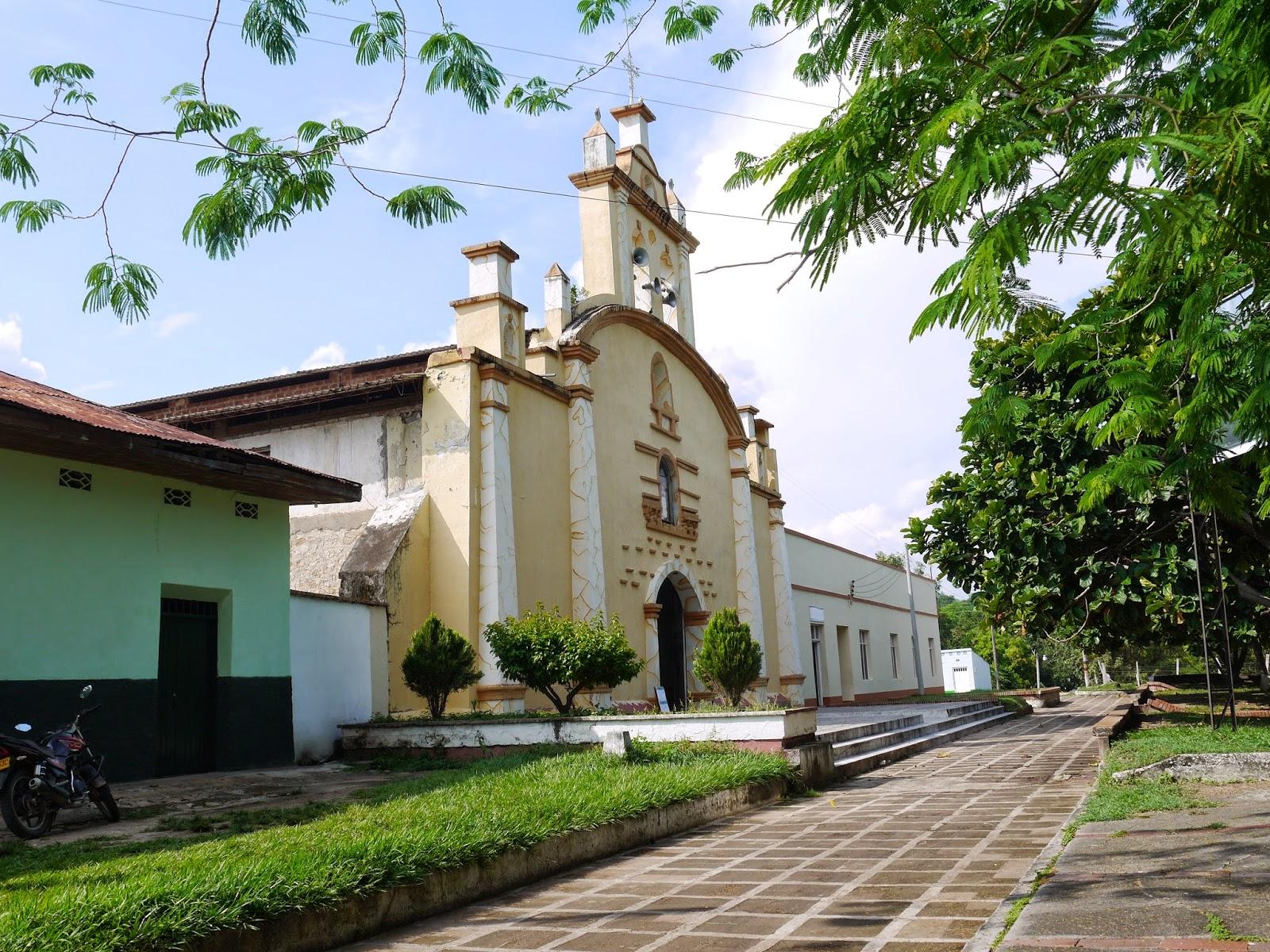 Church valle de san juan