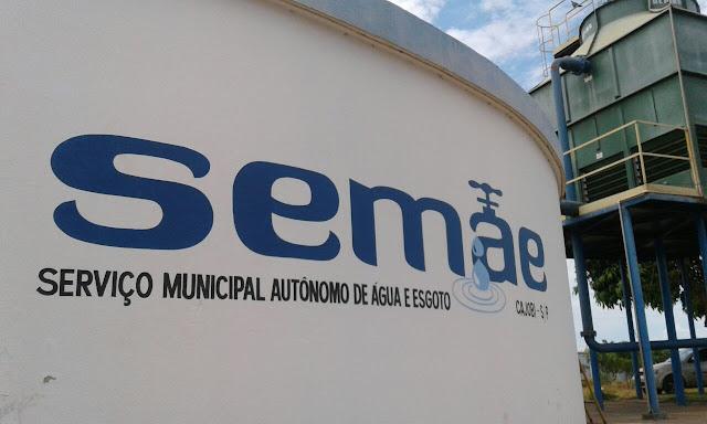 SEMAE de Cajobi instala bomba de última geração