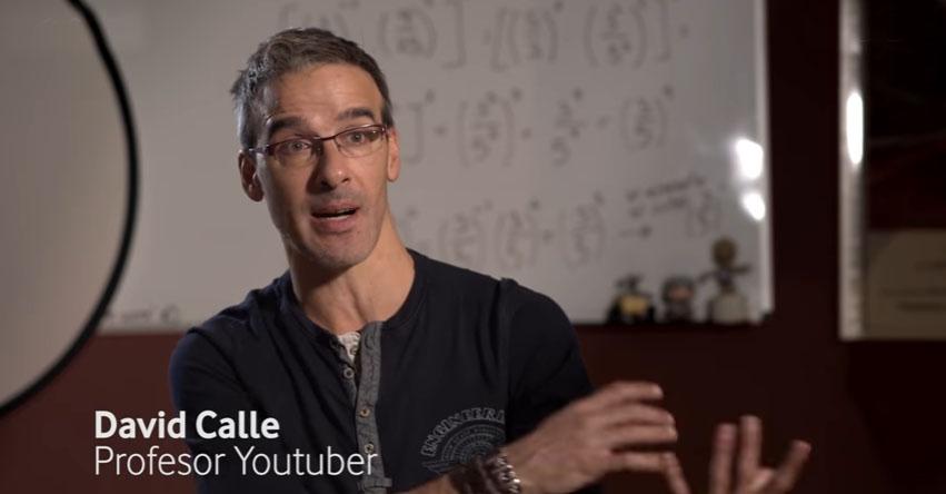 DEL SALÓN DE CLASES A YOUTUBE: Conoce al profesor que enseña Física a millones de alumnos en YouTube.com