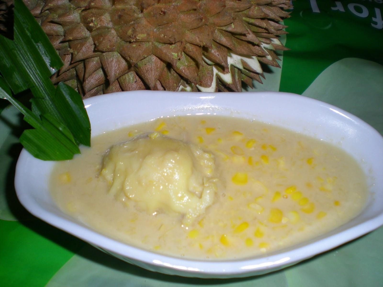 Image result for Bubur Durian