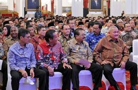 Tekankan Penyerapan APBD Kepada Kepala Daerah, Jokowi: Berpengaruh Terhadap Pergerakan Ekononi Rakyat