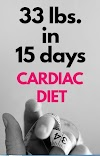 Cardiac Diet - Lose 10lbs in 3 days