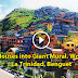 Juan's Must See Places! La Trinidad Houses Becomes A Giant Mural. Wow!