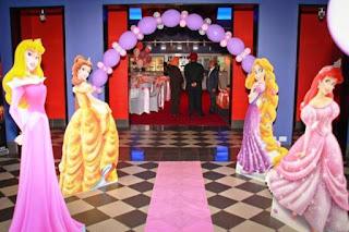 Dekorasi Ulang Tahun Anak Perempuan Tema Princess 7