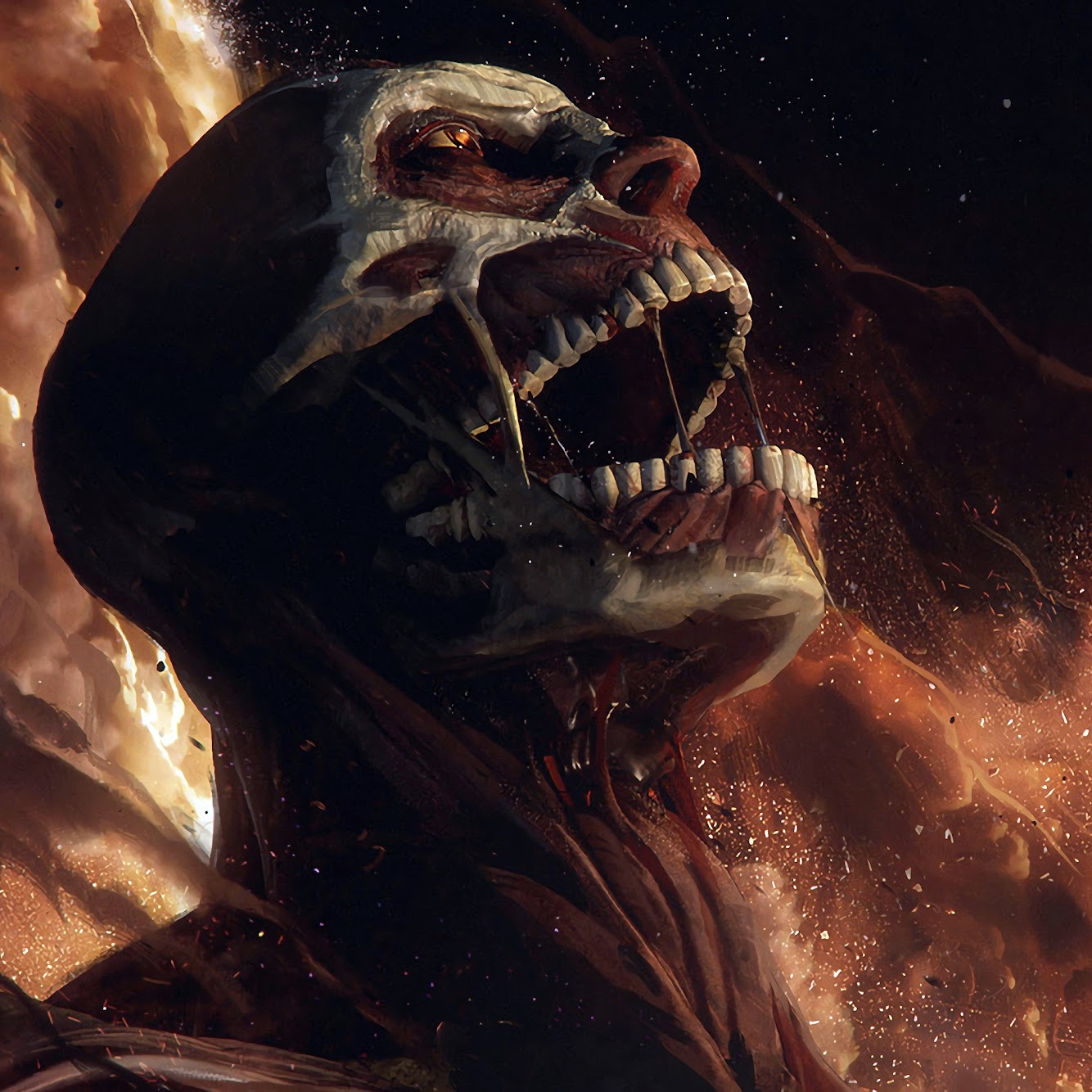 Here's how to change the wallpaper on your iphone or ipad and make it feel like a new device again. Colossal Titan, Attack on Titan, 4K, #28 Wallpaper