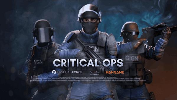 Critical Ops 1.5.0.f532 | Mega Mod APK