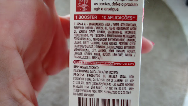 ampola Booster Elseve