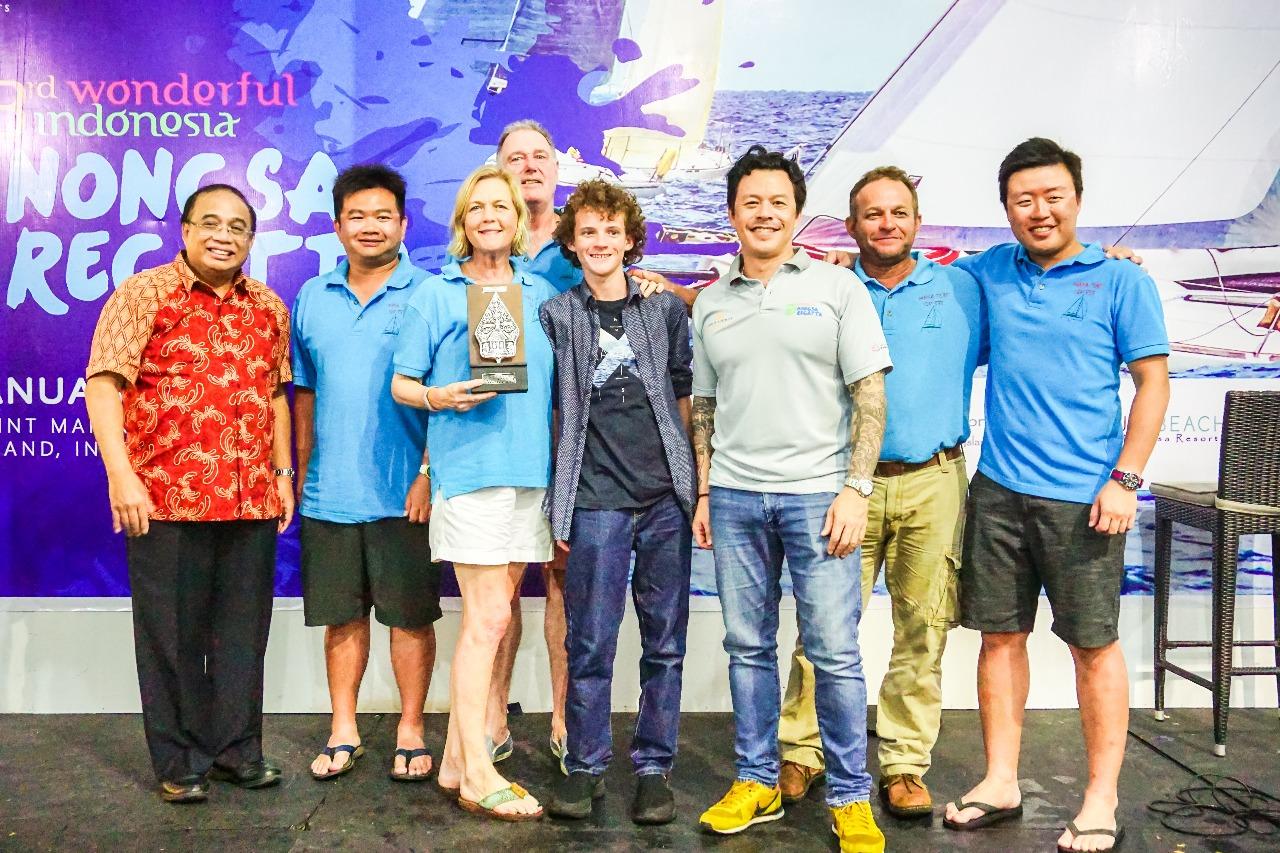 3rd Wonderful Indonesia Nongsa Regatta 2018