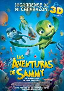 Las aventuras de sammy 1 (2010) Online español latino hd
