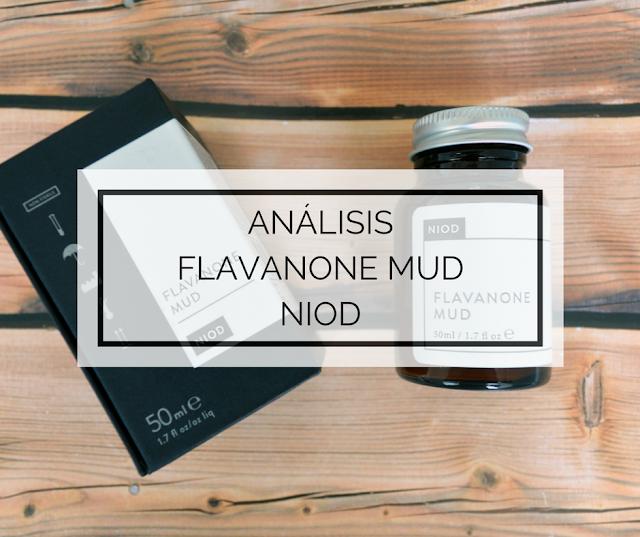 AN�LISIS | FLAVANONE MUD DE NIOD
