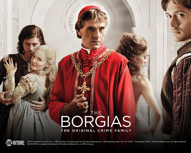 the borgias konusu