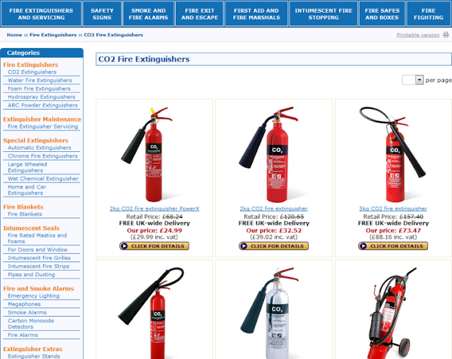 Trusted supplier of fire safety equipment