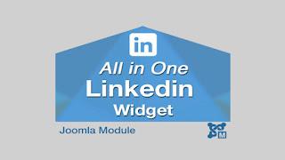 All-in-One Linkedin Widgets