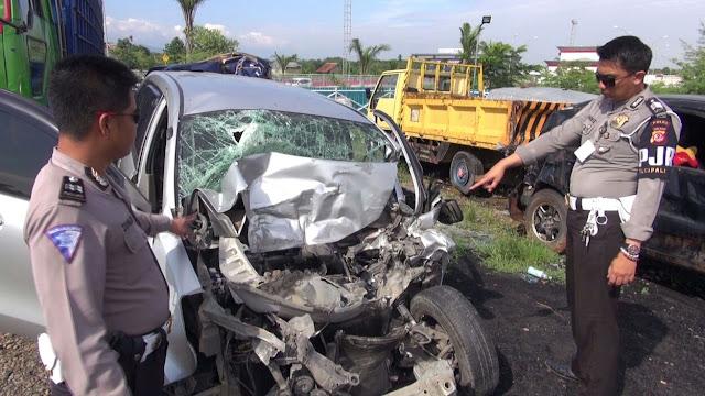 Kecelakaan Kembali Terjadi di Tol Cipali KM 97