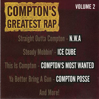 VA – Compton's Greatest Rap Volume 2 (1993) [CD] [FLAC]