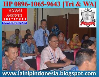 Kursus Belajar Privat NLP Malang Jawa Timur