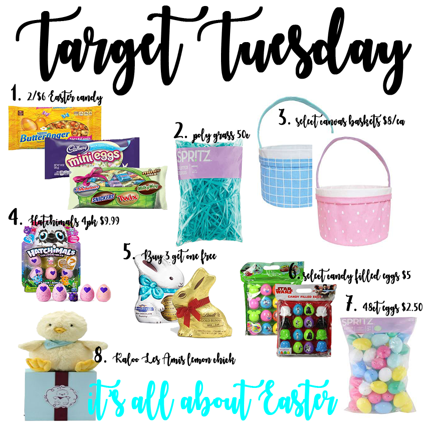 Bellagrey designs target tuesday its all about easter affiliate links are included in this post which means if you make a purchase using one of the links i will earn a small commission but it will not cost negle Gallery