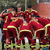 Vinotinto sub 20 comenzó entrenamientos en la altura de Mérida