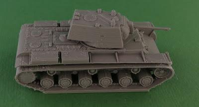 KV-1 Tank picture 1