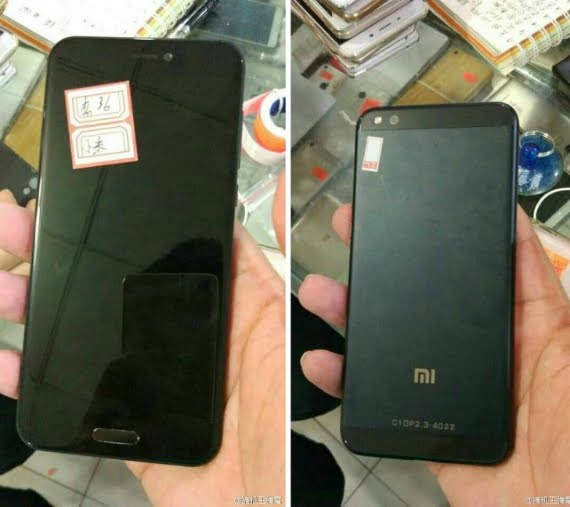 Xiaomi: so it will be the new Xiaomi Mi 6