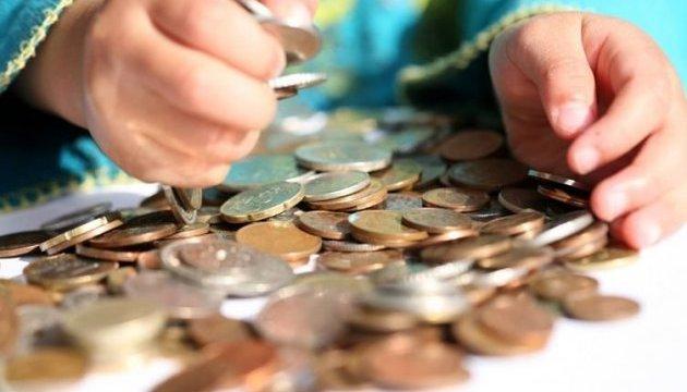 Злісні аліментники сплатили 324,5 млн грн на користь дітей