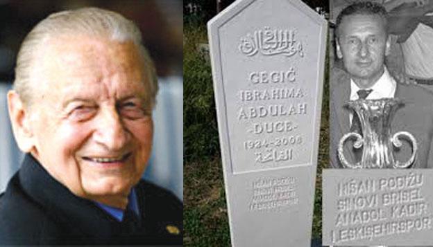 Söyleyecek Bir Sözümüz Var: Abdullah Gegiç ve En Büyük Sevdası Eskişehirspor...