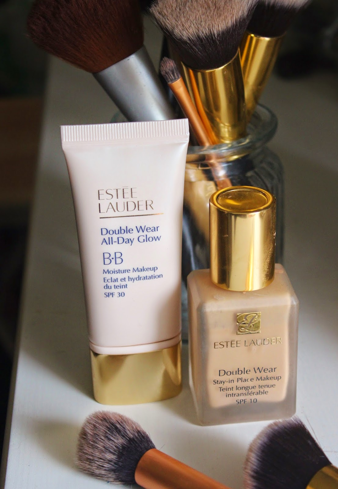 Foundation Collection featuring Estee Lauder Double Wear