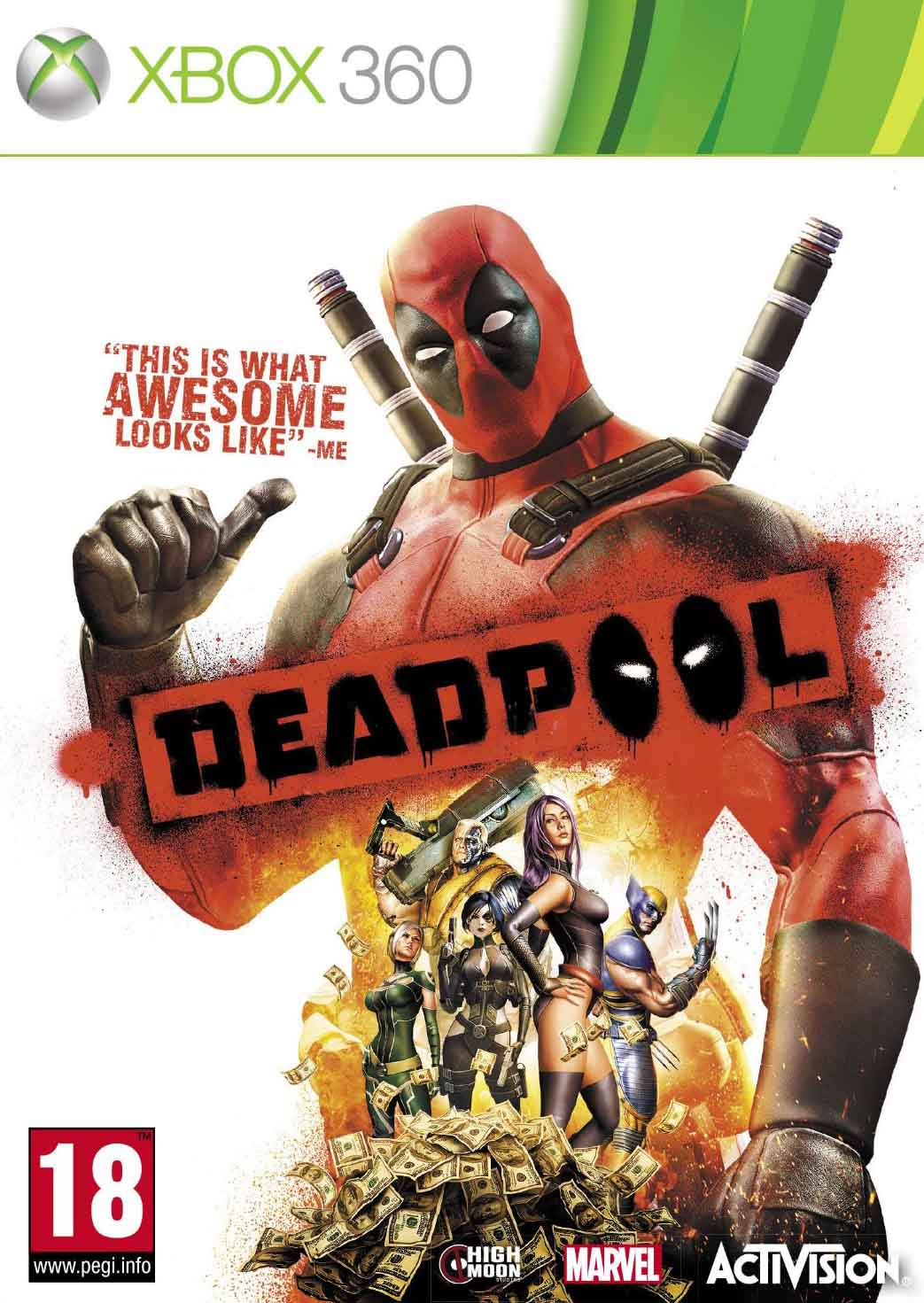 Deadpool: Legendado PT-BR (LT 3.0 RF) Xbox 360 Torrent