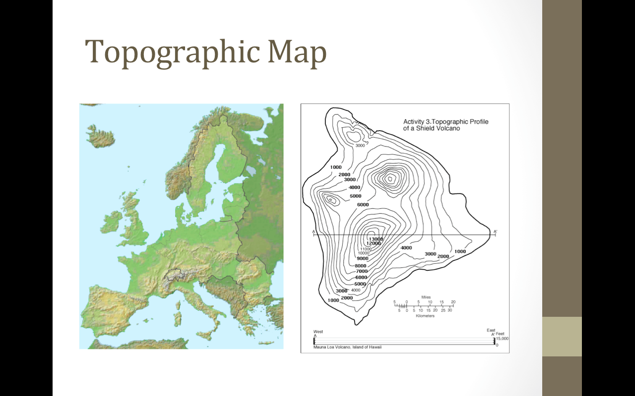 Here Are The Most Common Types Of Maps And Map Projections