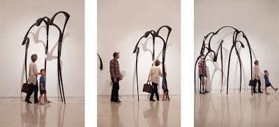 Resultado de imagen de escultura improvisada