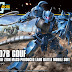 HGUC 1/144 Gouf REVIVE ver. - Release Info, Box art and Official Images