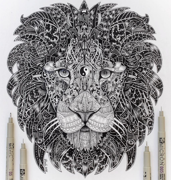 Images of a Wonderful Drawings Works