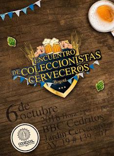 Gran encuentro de coleccionistas cerveceros colombianos 2