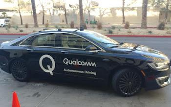 """Qualcomm sẽ """"thay đổi cuộc chơi"""" cho xe điện tự hành?"""