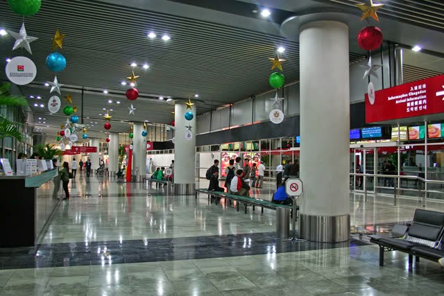 Macau International Airport (MFM)