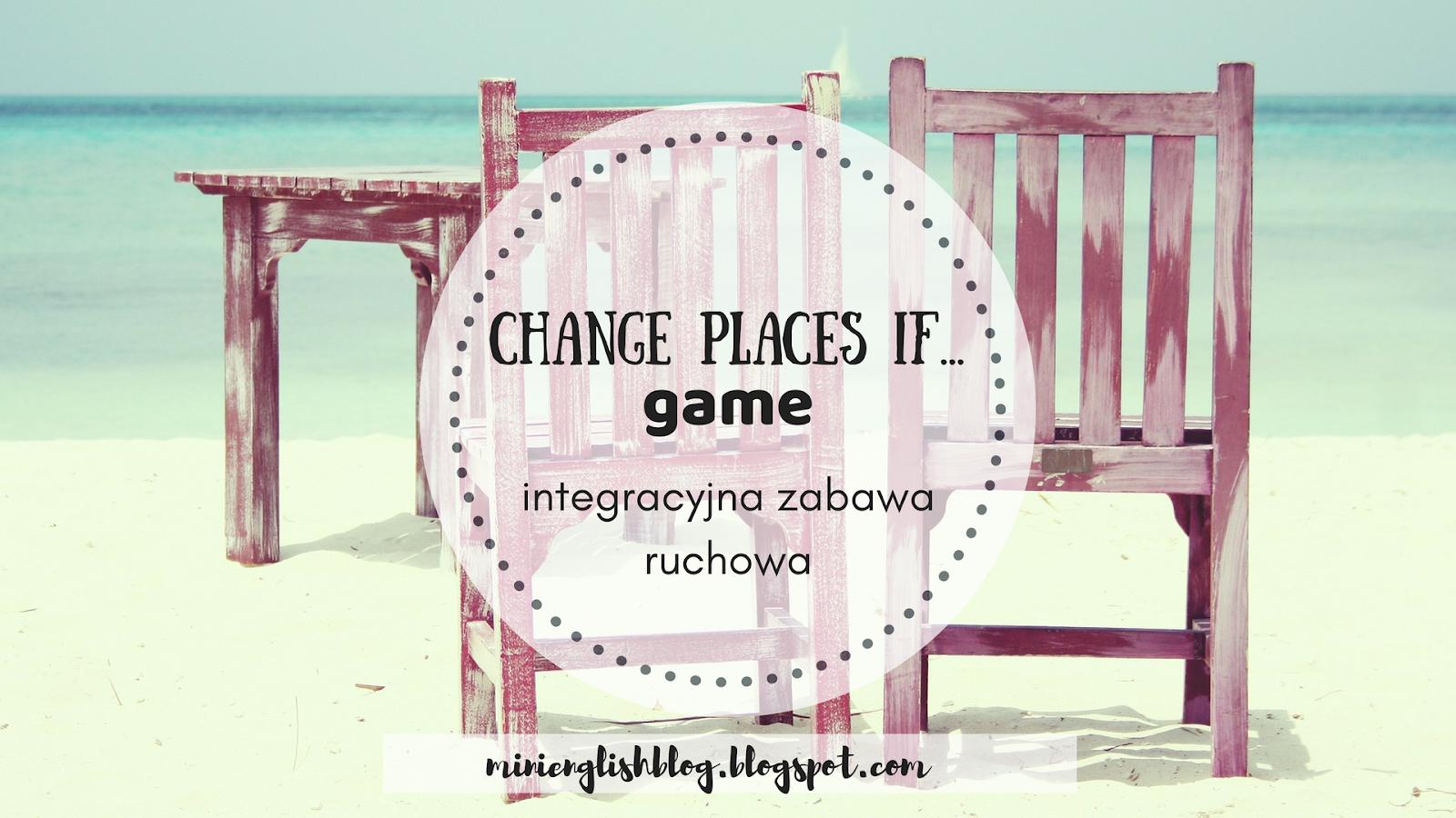 Z cyklu Lodołamcze. Change places if... game