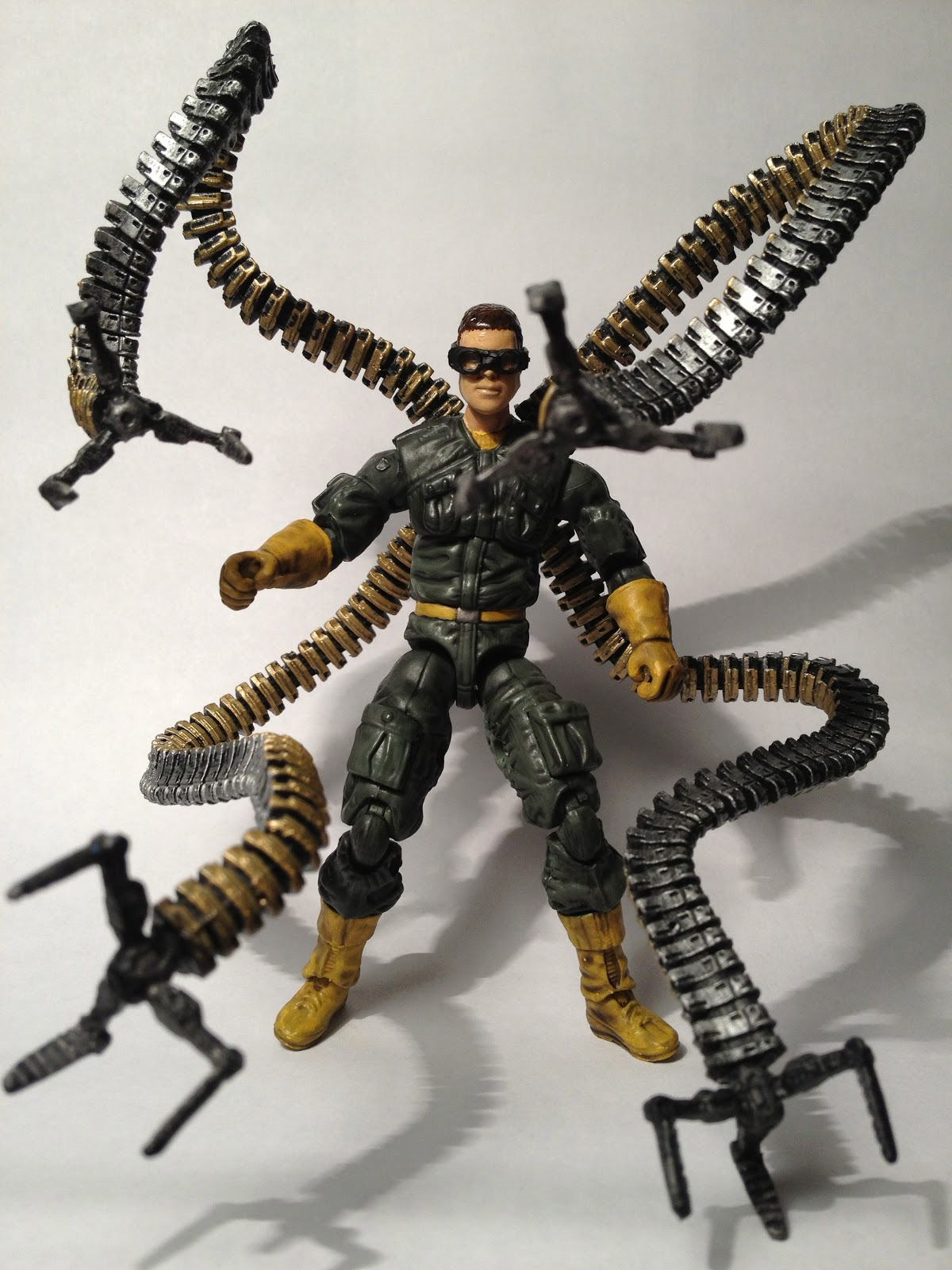 STRANGE LABS: THE AMAZING SPIDER-MAN & DOCTOR OCTOPUS