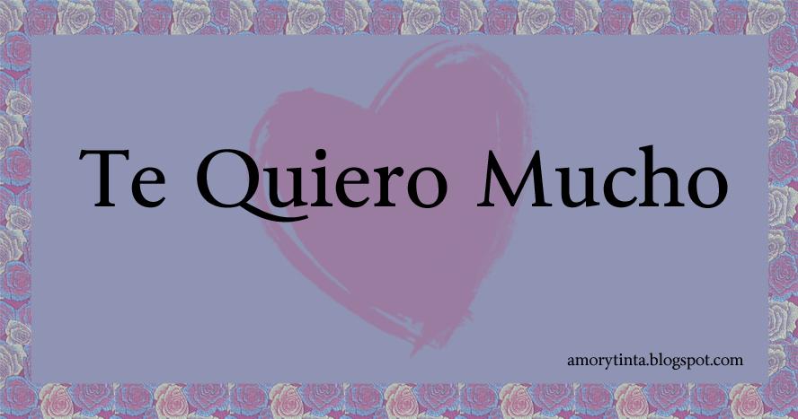 Mama Te Amo Quotes In ...