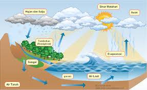 Siklus Hidrologi  Siklus Air Pendek Sedang dan Panjang